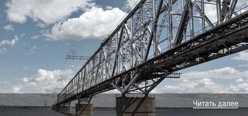 Холодное цинкование конструкций мостов