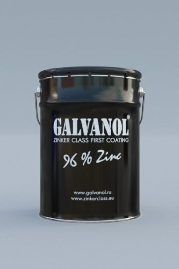 Ведро Galvanol 10 кг