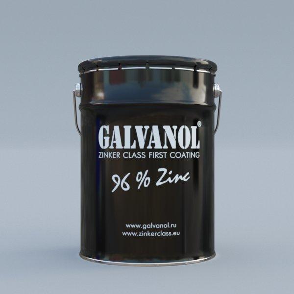 Гальванол, евроведро 10 кг
